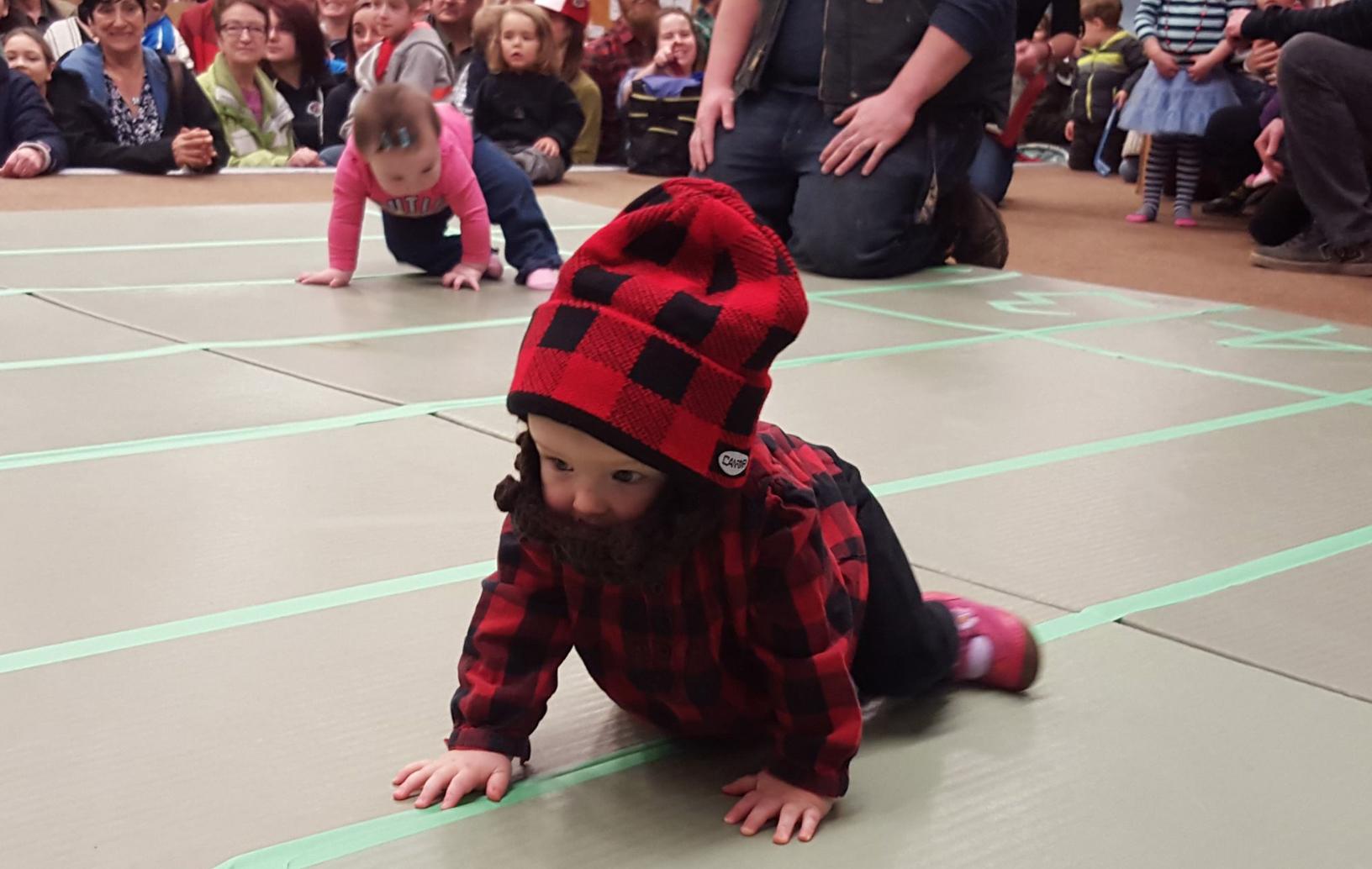 Baby and Tots Mini Griz Extravaganza