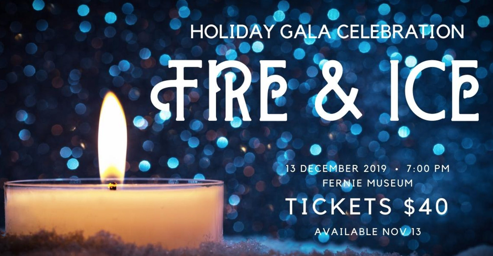 Fire and Ice: Holiday Gala Celebration