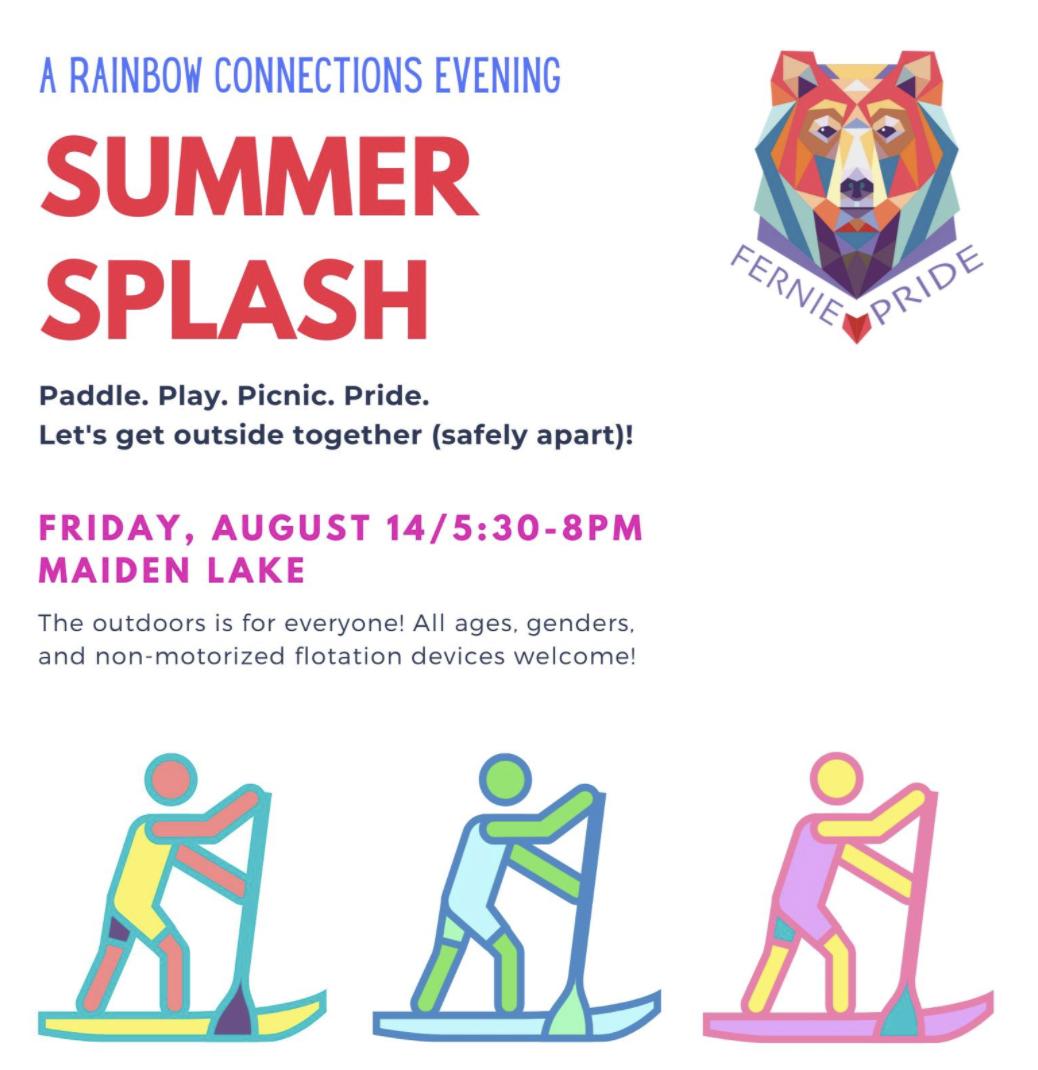 Rainbow Connections Summer Splash