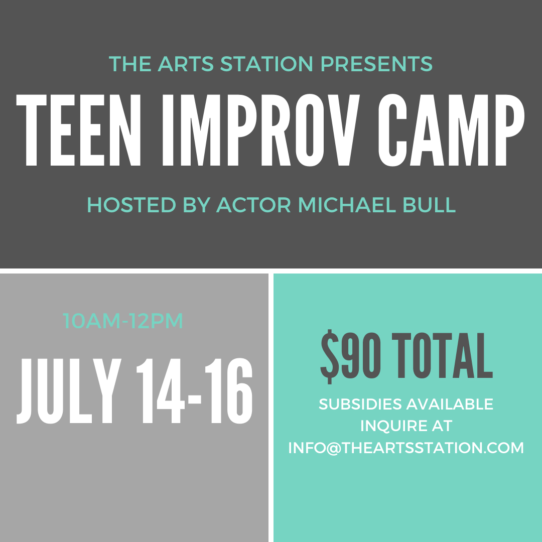 Teen Improv Camp