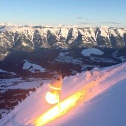 Fernie Alpine Resort O'bellx Avalanche System is Operating