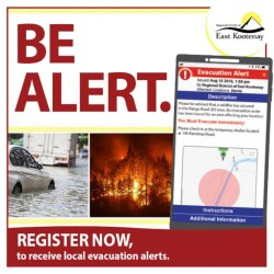 Provincial Alert System Does Not Include All Local Emergencies