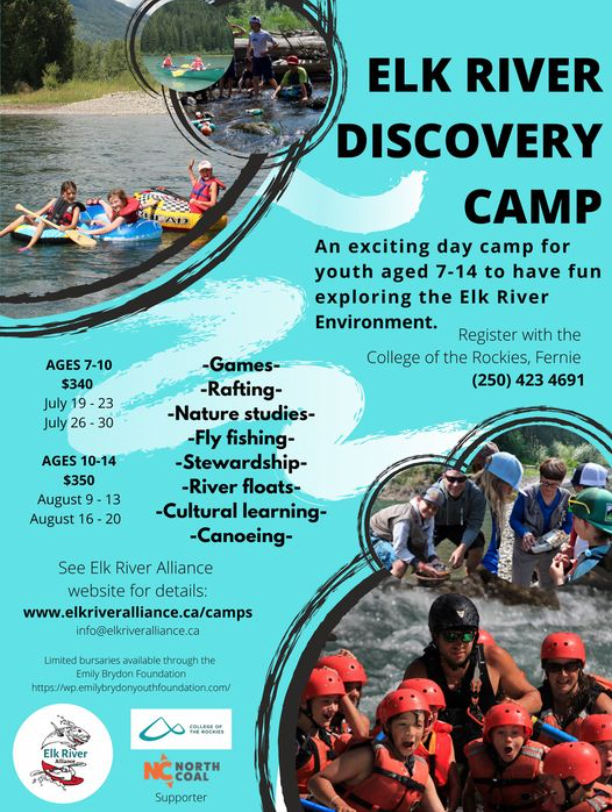 Elk Watershed Discovery Camp