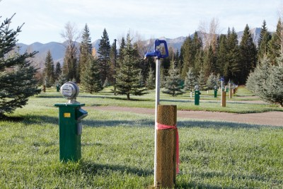 Fernie RV Resort services