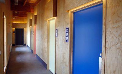 Washroom.hallway