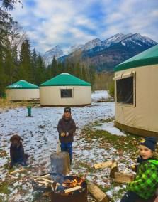 FErnie yurts fire fun LR