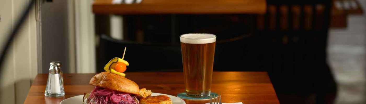 Brisket and Beer