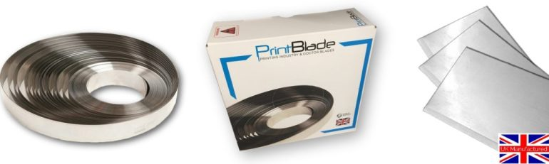 Quality Doctor Blades for the Printing Industry - PrintBlade by Fernite - Doctor Blades Manufacturer