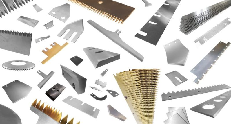 Machine knives and blades, proudly manufactured in Sheffield,UK by Fernite Machine Knives