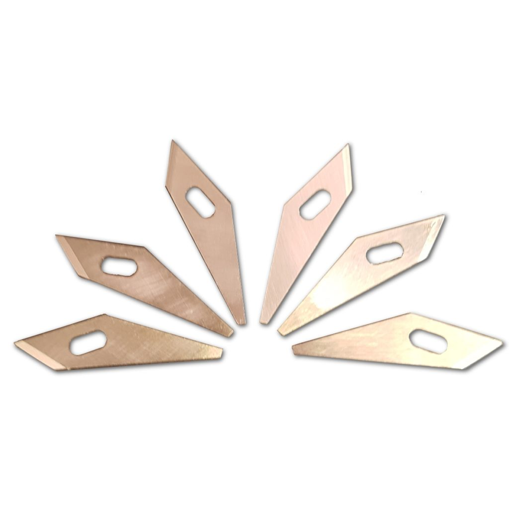 Onion Peeler Blades - Manufactured in the UK by Fernite of Sheffield Ltd