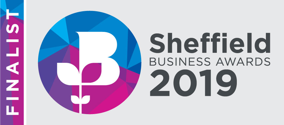 Fernite are finalists at the Sheffield Business Awards 2019