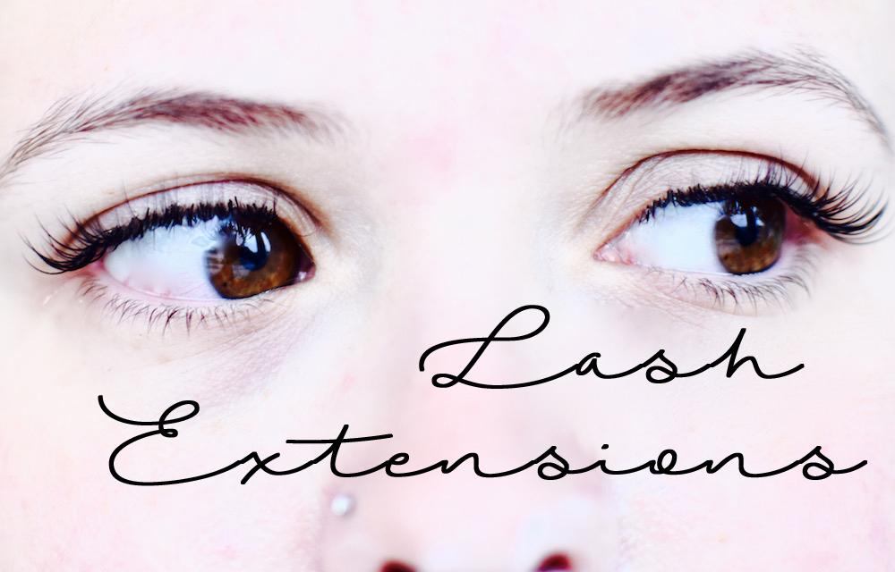 Lash Extensions Erfahrung
