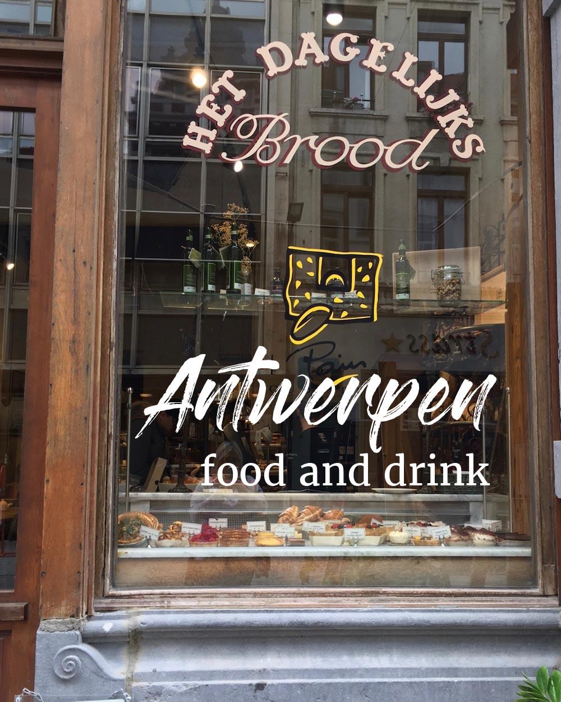 Für Foodies: Restaurants und Bar in Antwerpen
