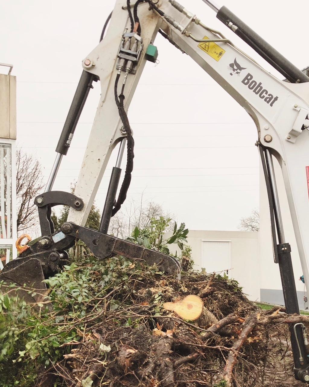 Life on fernlane gestaltung garten doppelhaush lfte for Garten arbeiten