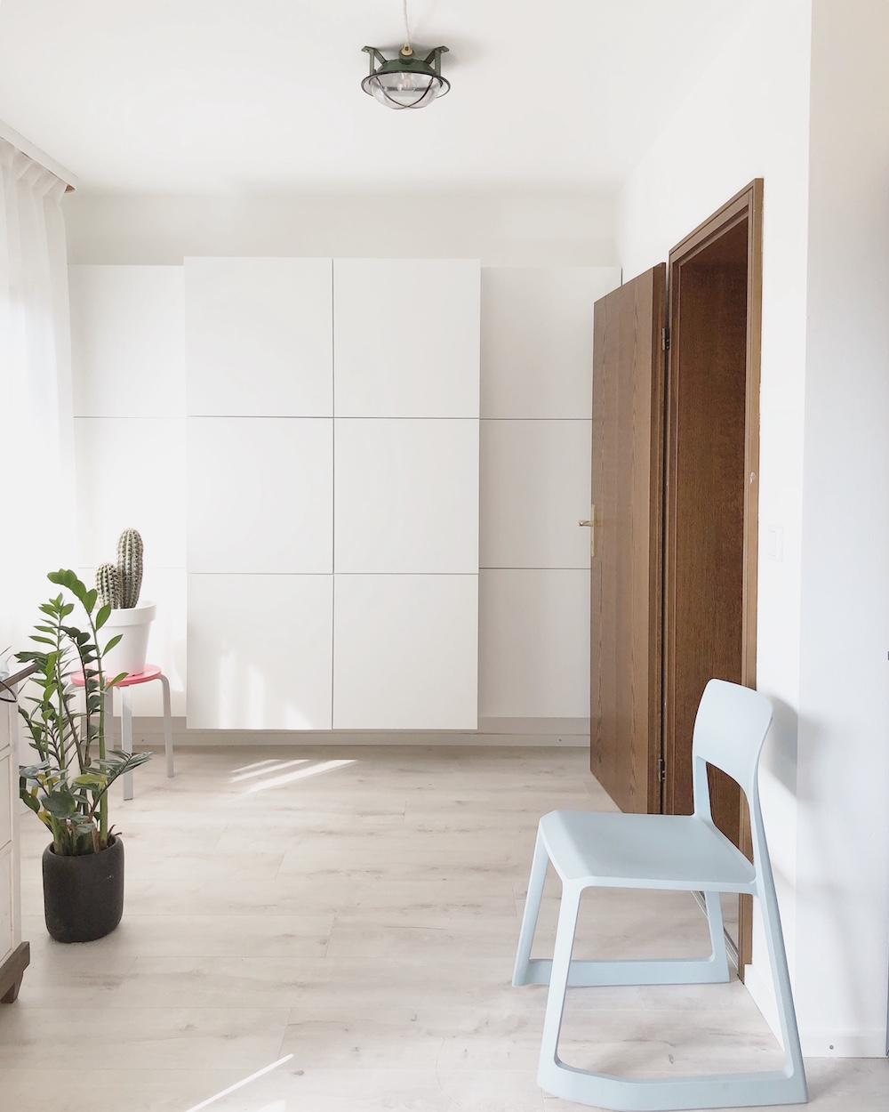 Arbeitszimmer ikea  life on fernlane - Ikea-Besta-Stauraum-Arbeitszimmer - life on fernlane