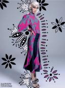 Devon Windsor photographed by Jacques Dequeker for Vogue Brazil September 2014 x1