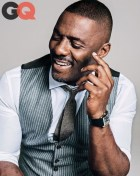 Idris Elba for GQ October 2013.