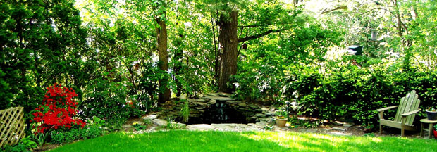 Landscaping in Lehigh Valley