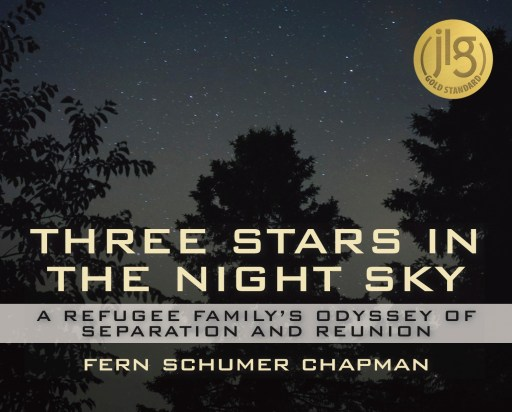 Three Stars in the Night Sky cover