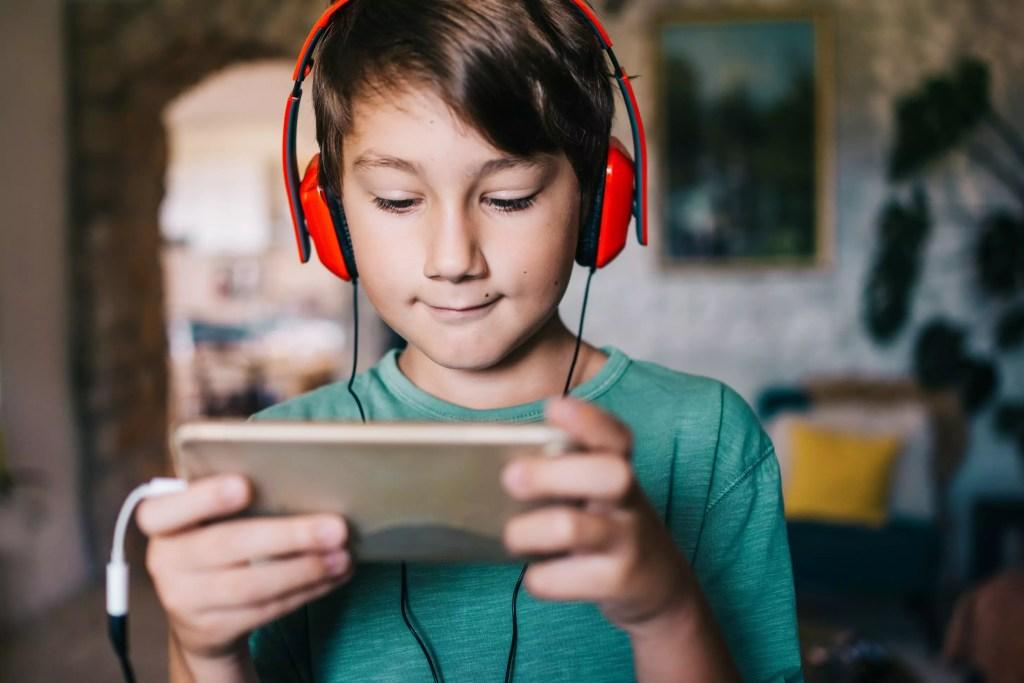 Videospiele, Videospiele für Kinder