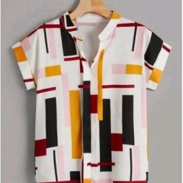 Poly Cotton Casual Shirt
