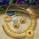 Allure Glittering Women Necklaces
