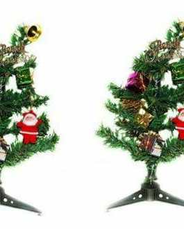 Artificial Christmas Tree 1ft With Gifts