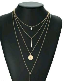 Stylish Girls Neck Wear