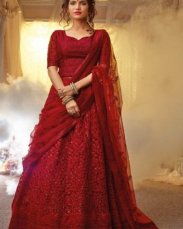 Women's Lehenga Choli With Dupatta