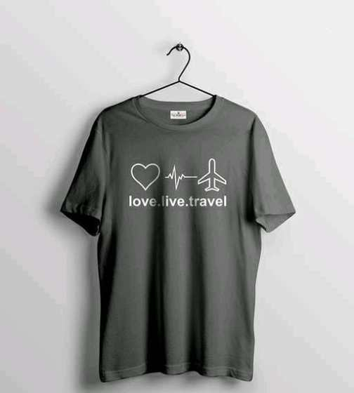 Traveller Quote T-shirt