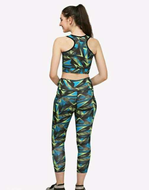 Women Work Out 2 Piece Legging and Rapid Dry Sports Wear