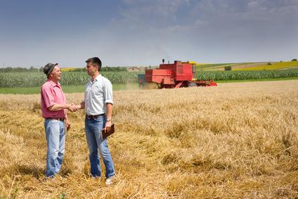 <strong>Agrarwissenschaft ist mehr als nur über den Acker zu pflügen.</strong><br /> © Budimir Jevtic - Fotolia.com