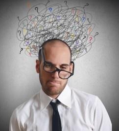<strong>Welche Auswirkungen haben Überstunden und Stress beim Menschen.</strong><br /> © alphaspirit - Fotolia.com
