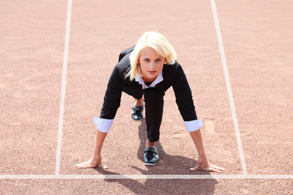 <strong>Ein Studiengang speziell für Spitzensportler. </strong><br /> © rico287 - Fotolia.com