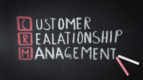 <strong>Customer Relationship Management kümmert sich um die Beziehung zwischen Kunde und Unternehmen. </strong><br /> © kbuntu - Fotolia.com