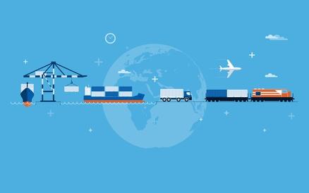 <strong>Der Fernstudiengang Logistik befasst sich mit Prozessen, bei denen Objekte, Personen oder Daten transportiert werden.</strong><br /> © sgursozlu - Fotolia.com