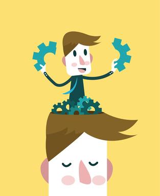 <strong>Im Fernstudium Markt- und Werbepsychologie greifen zwei Disziplinen ineinander.</strong> © Mangsaab - Fotolia.com.