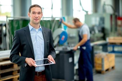 <strong>Möchten Sie eine Position in der Führungseben? </strong><br/>© Firma V - Fotolia.com
