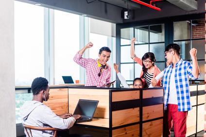 <strong>International Business ist ein international ausgerichteter Studiengang. </strong><br /> © Kzenon - Fotolia.com
