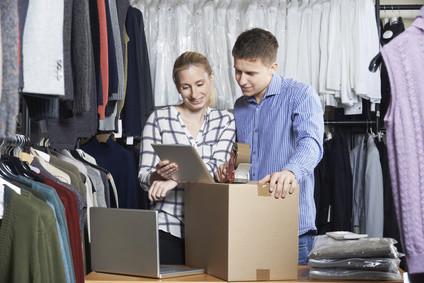 <strong>Studieren Sie jetzt Retail und Distribution (B.A.) per Fernstudium.</strong>  © highwaystarz