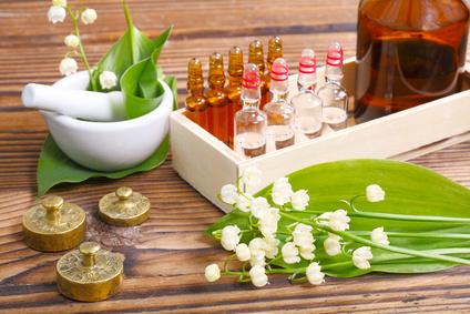 <strong>Homöopathie ist eine alternative zur klassischen Medizin</stong><br/>© fotoknips - Fotolia.com