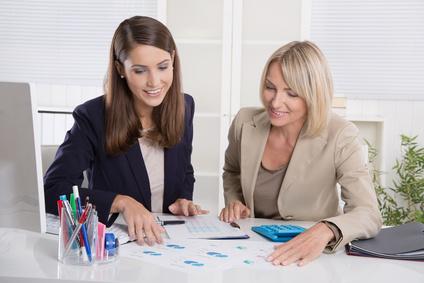<strong>Planen und Steuern Sie aktiv die Unternehmensprozesse als Controller.</strong><br />© Jeanette Dietl - Fotolia.com