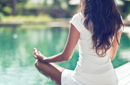 <strong>Yoga ist eine philosophische Lehre aus Indien.</strong><br />© XtravaganT - Fotolia.com