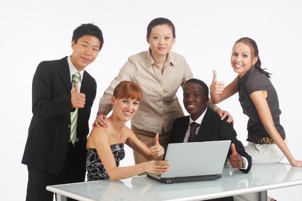 <strong>Erfolgreich mit anderen Kulturen kommunizieren zu können gewinnt immer mehr an Bedeutung. </strong><br /> © Franz Pfluegl - Fotolia.com