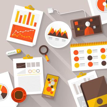Lernen Sie im Fernstudium Mediaexperte/in alles über die Medien Fernseher, Zeitung, Radio und Co.© emojoez - Fotolia.com.