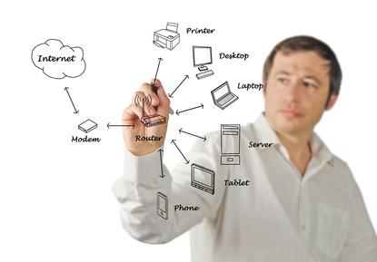 <strong>Mit dem Citrix XenApp lassen sich sichere, wartungsunanfällige Netzwerke aufbauen.</strong><br/>© Dmitry - Fotolia.com