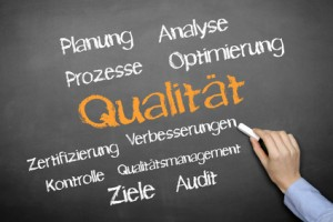 <strong>Die Einführung von Qualitätstandards ist überall möglich.</strong><br/>© MK-Photo - Fotolia.com