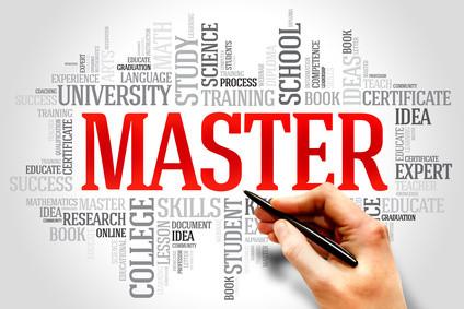 Der Master dient als Vertiefung und der fachlichen Erweiterung der gewählten Thematik. © dizain - Fotolia.com