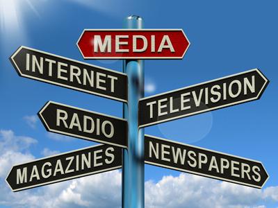 <strong>Wer die Medien beherrscht, kontrolliert das öffentliche Meinungsbild!</strong><br/>© Stuart Miles - Fotolia.com