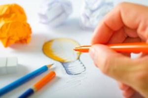 """<strong>Die Lust am kreativen Gestalten kann mit dem Fernkurs """"Werbegrafik und Design"""" professionell ausgelebt werden.</strong><br/>© delux - Fotolia.com"""